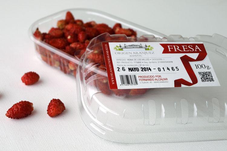 Fresas pack