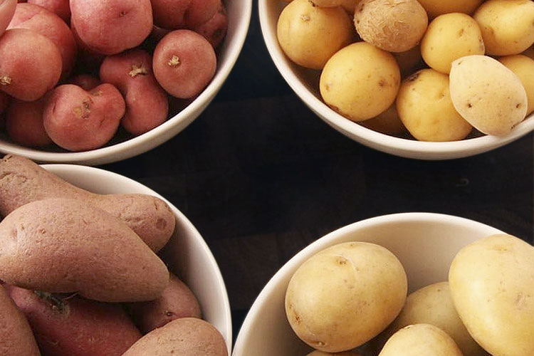 Patatas varias