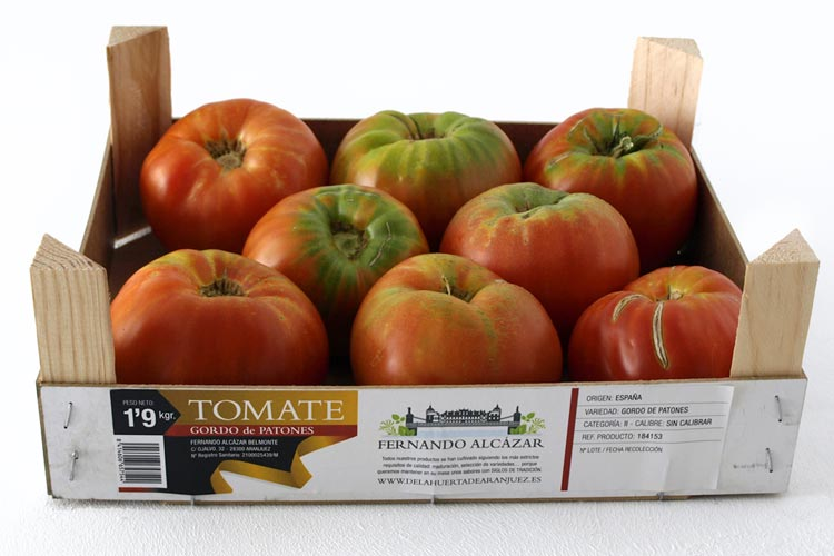 Tomate Patones pack