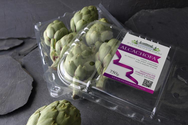 Pack alcachofa